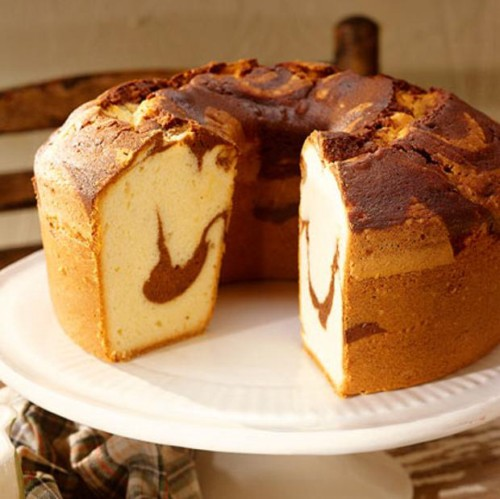Different Types Of Marble Cake